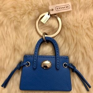 NWT Coach Key chain